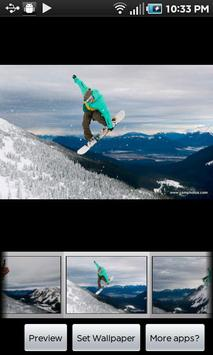 Snowboarders Delight poster