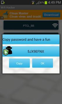 WiFi Password Hacker Prank screenshot 4