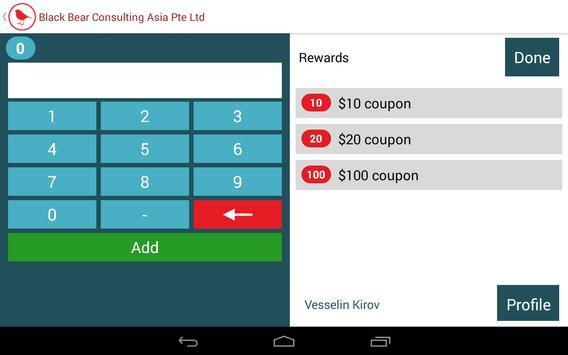 RobinPoint POS apk screenshot