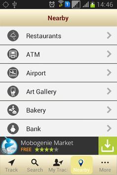 GPS Route Tracker screenshot 3