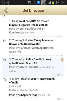 GPS Route Tracker screenshot 4