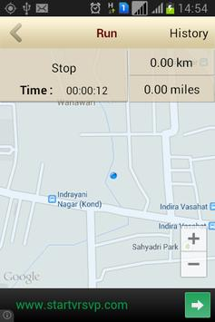 GPS Route Tracker screenshot 5