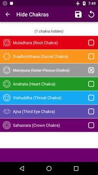 Chakra Meditation screenshot 1