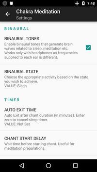 Chakra Meditation screenshot 4