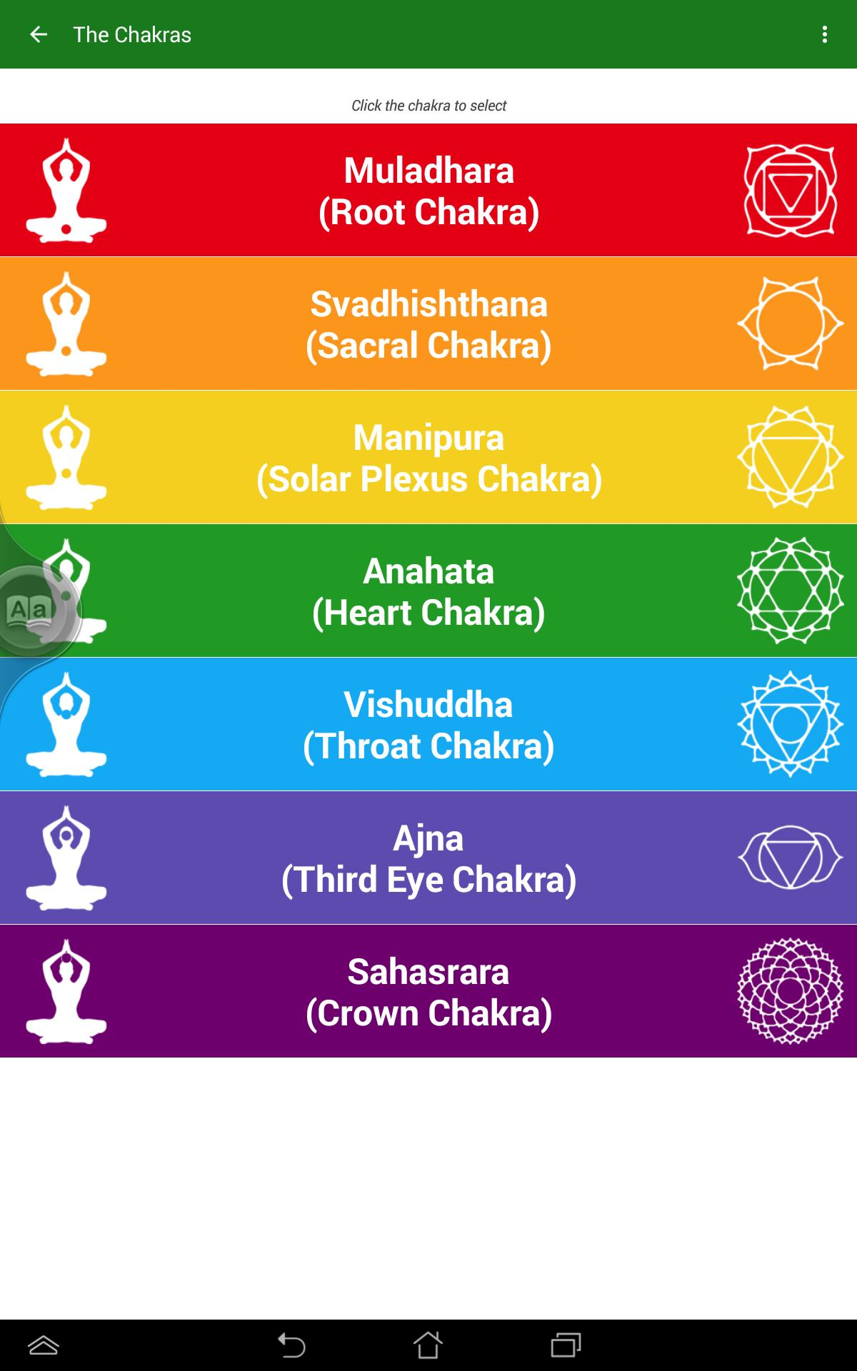 Chakra Meditation for Android - APK Download