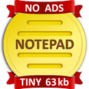 NOTEPAD Simple AdFree APK