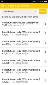 Supreme Court Judgements apk screenshot
