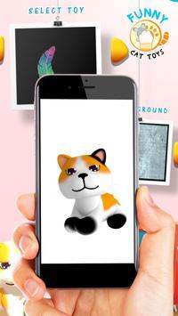 Funny Cat Toy screenshot 1