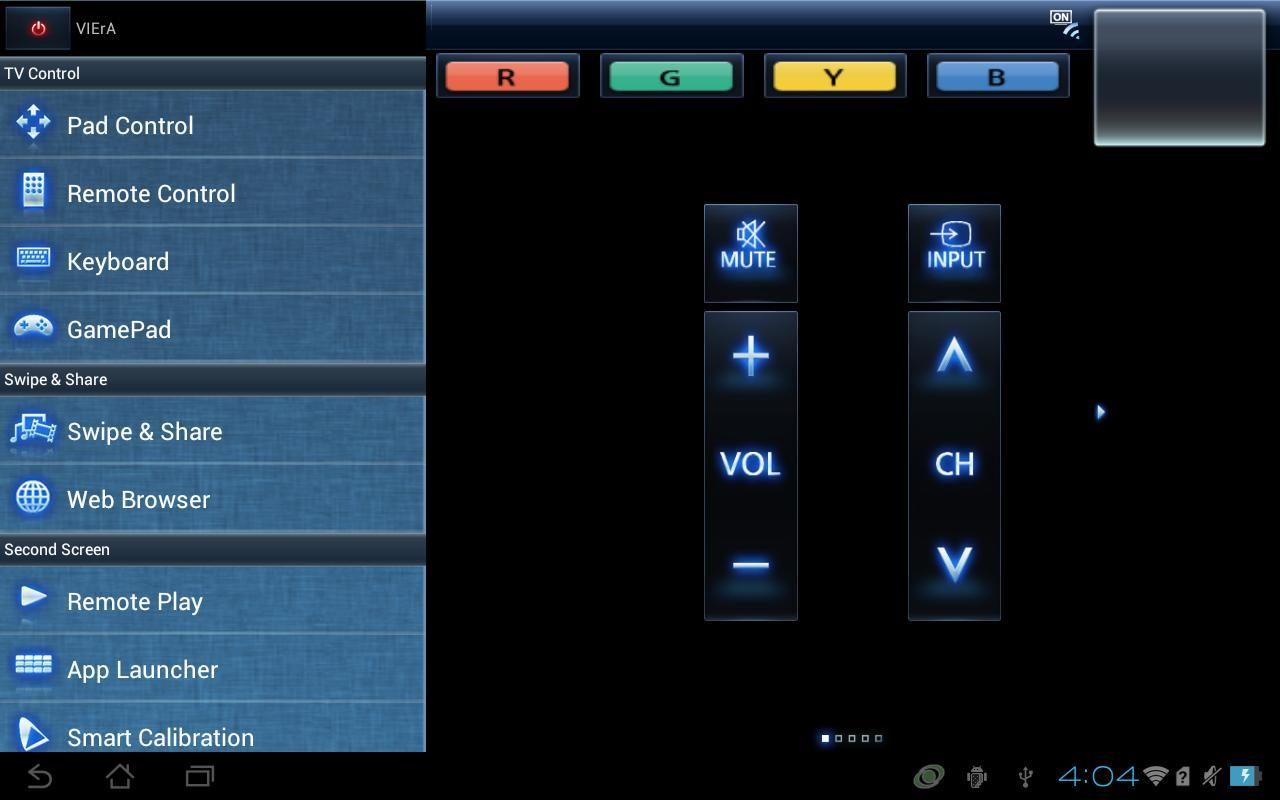 Panasonic tv remote 2 for android apk download.