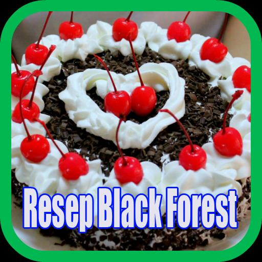 Resep Black Forest for Android - APK Download