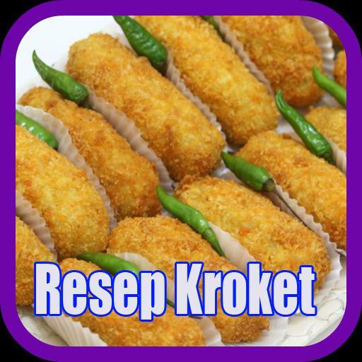 Resep Kroket poster