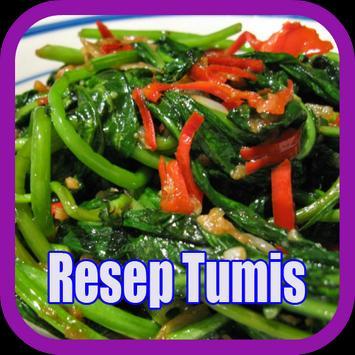 Resep Tumis poster