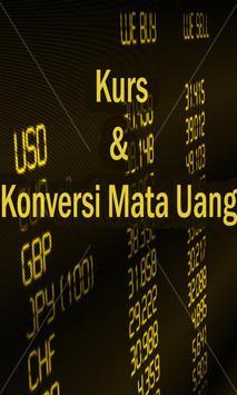 Kurs & Konversi Mata Uang poster