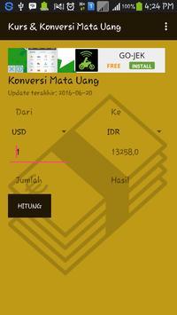 Kurs & Konversi Mata Uang screenshot 1