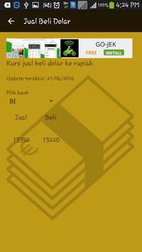 Kurs & Konversi Mata Uang screenshot 2