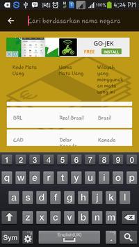 Kurs & Konversi Mata Uang screenshot 5