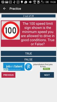 Guide New Zealand Driving Test screenshot 3