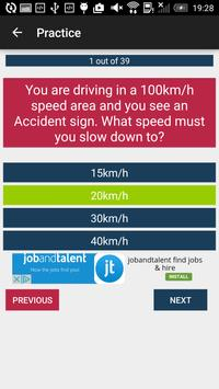 Guide New Zealand Driving Test screenshot 2