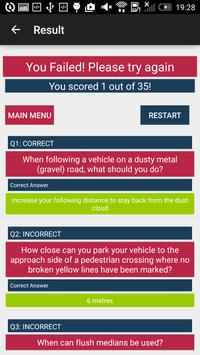 Guide New Zealand Driving Test screenshot 6