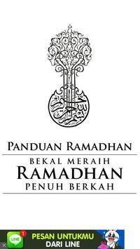 Panduan Ramadhan poster