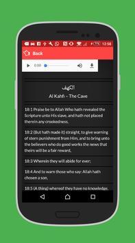 Surat Al Kahfi Arab Latin Terjemah, Keutamaannya screenshot 1