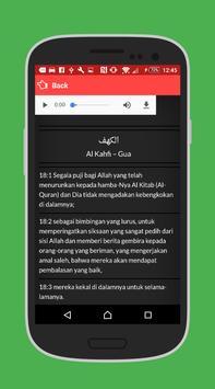 Surat Al Kahfi Arab Latin Terjemah, Keutamaannya screenshot 2