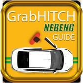 Panduan Nebeng GrabHitch icon