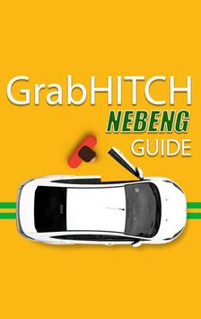 Panduan Nebeng GrabHitch poster