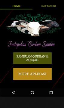 Panduan Qurban & Aqiqah Lengkap poster