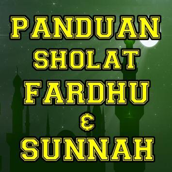 Panduan Sholat Fardhu & Sunnah Terlengkap poster
