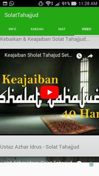 Panduan Solat Tahajjud screenshot 3