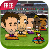 Euro Angry Soccer Stars 2016 icon