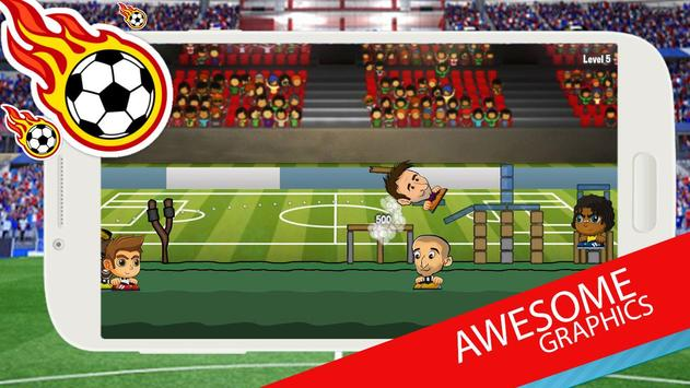Euro Angry Soccer Stars 2016 apk screenshot