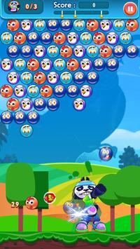 bubble panda shooter screenshot 1