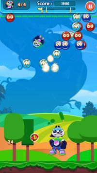 bubble panda shooter screenshot 2