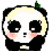 Panda Coloring: Color By Number - Pixel Art icon