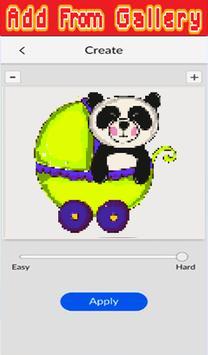 Panda Coloring: Color By Number - Pixel Art screenshot 4