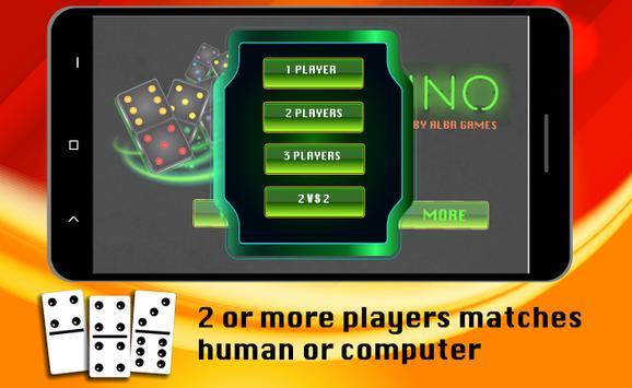 Domino screenshot 2