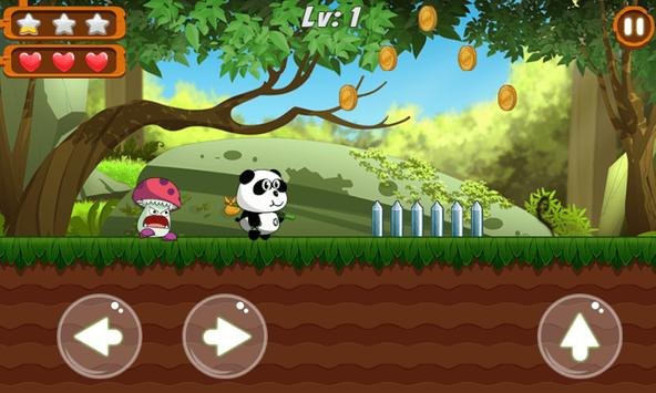 Panda Run screenshot 1