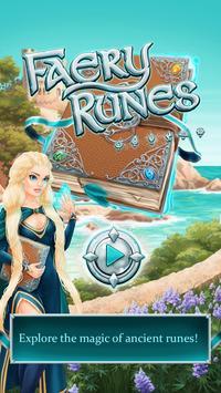 Faery Runes poster