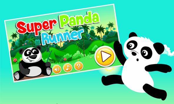 Super Panda Runner Adventure screenshot 3