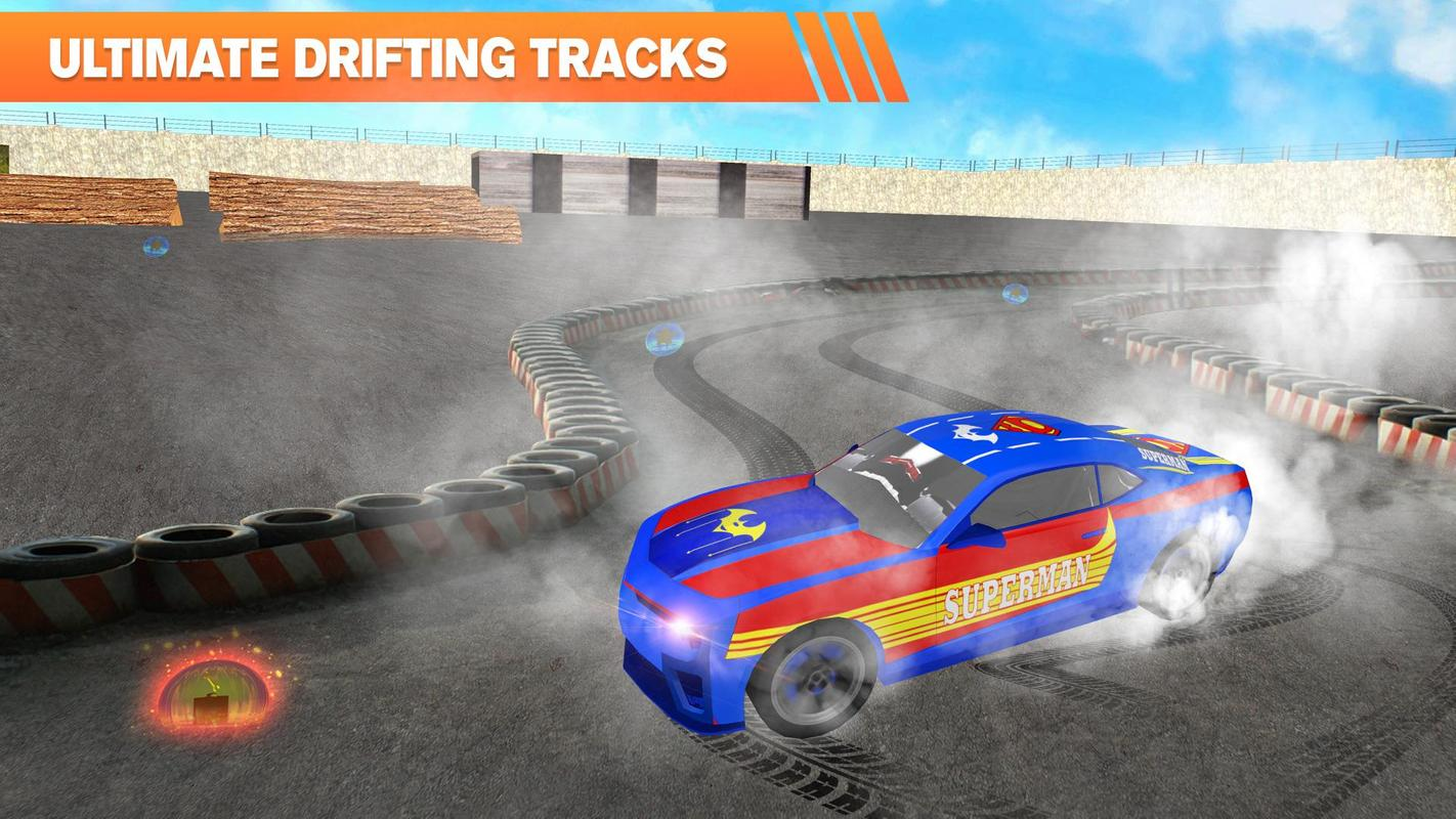 Super Hero Demolition Derby: Car Crash Simulator for Android - APK ...