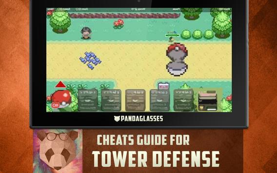 Guide for POKEMON Tower Defense 2 poster