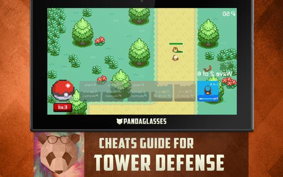Guide for POKEMON Tower Defense 2 screenshot 2