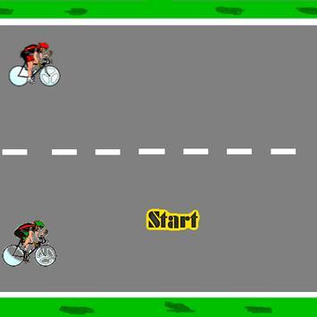Cycling game apk screenshot