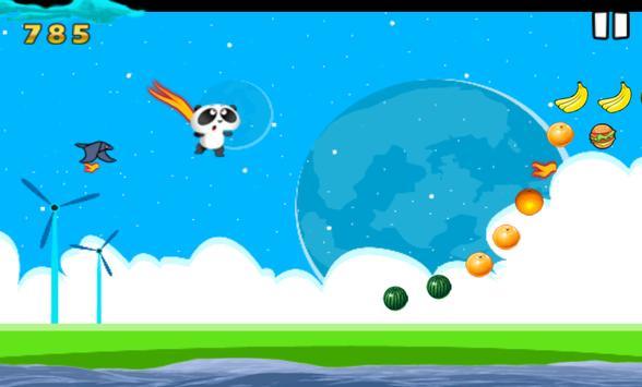 Panda Flip poster