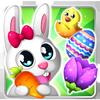 Easter Bunny Swipe: Egg Game आइकन