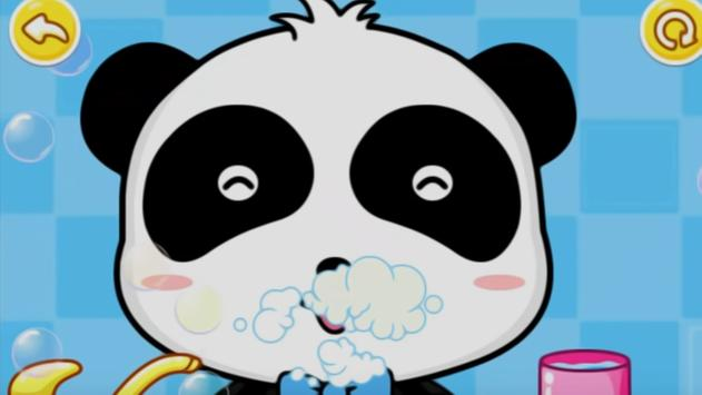 Guide Baby Pandas Toothbrush apk screenshot