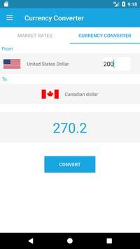 money currency converter screenshot 2