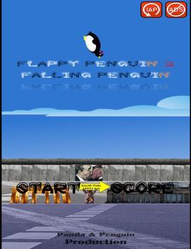 Flappy Penguin 2 screenshot 3
